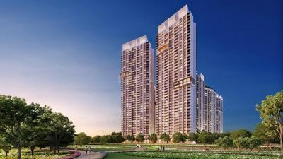 Gallery Cover Image of 950 Sq.ft 2 BHK Apartment for buy in Kalpataru Immensa, Thane West for 12222222