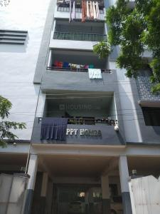 Gallery Cover Image of 1155 Sq.ft 2 BHK Apartment for buy in Happy Homes, Hakimpet for 2200000