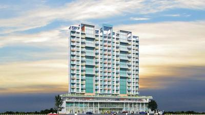Gallery Cover Image of 775 Sq.ft 1 BHK Apartment for buy in Shree Siddhivinayak Tower, Kalwa for 7500000