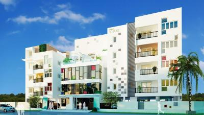 Gallery Cover Image of 1070 Sq.ft 2 BHK Apartment for buy in Natwest Vistas, Velachery for 5500000