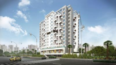 Gallery Cover Image of 1000 Sq.ft 2 BHK Apartment for buy in Jhala Rajyog Annexe, Nanded for 6500000