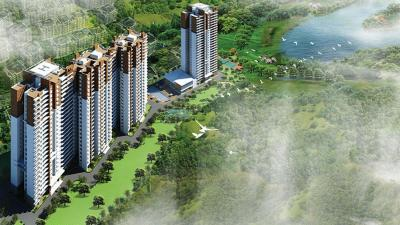 Gallery Cover Image of 1615 Sq.ft 3 BHK Apartment for buy in Prestige Misty Waters, Nagavara for 12900000