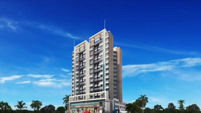 Gallery Cover Image of 730 Sq.ft 1 BHK Apartment for rent in Krishna Amrut View, Karanjade for 7500