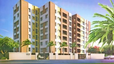 Gallery Cover Image of 1525 Sq.ft 3 BHK Apartment for buy in MA Barsana Oasis, Thakurpukur for 6100000