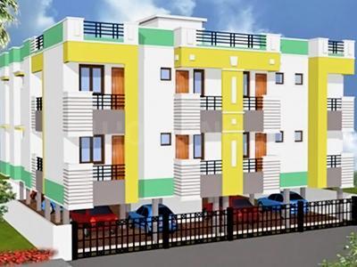 Krishna MG Nagar