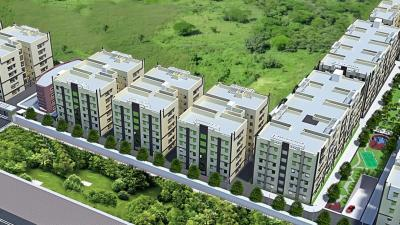 Gallery Cover Image of 1280 Sq.ft 2 BHK Apartment for buy in Meadows, Miyapur for 7200000