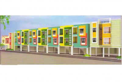 Gallery Cover Image of 840 Sq.ft 2 BHK Independent House for buy in MSS Avenue Kundrathur, Kundrathur for 4000000