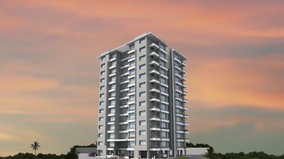 Gallery Cover Image of 1743 Sq.ft 3 BHK Apartment for buy in Happy Home Nandavan 2, Vesu for 9000000