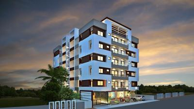 Gallery Cover Image of 900 Sq.ft 2 BHK Independent House for buy in Pushparaj Pratham, Saint Nagar for 2500000