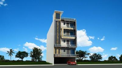 Gallery Cover Image of 900 Sq.ft 3 BHK Apartment for rent in Gokul Dham, Mansa Ram Park for 23000