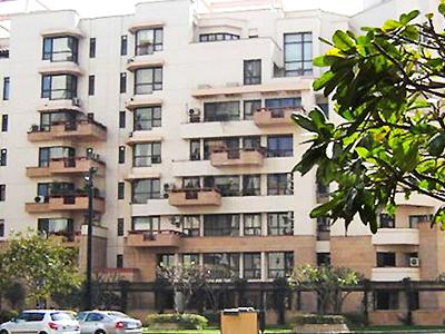 Gallery Cover Image of 3350 Sq.ft 3 BHK Apartment for buy in Silverglades The Laburnum, Sushant Lok I for 44900000