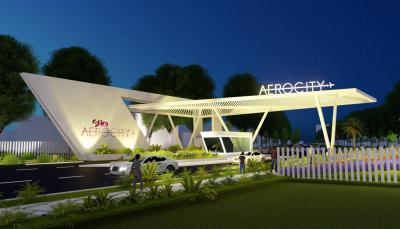 Residential Lands for Sale in Ira Aerocity