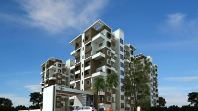 Gallery Cover Image of 1000 Sq.ft 2 BHK Apartment for buy in Pyramid City - IV, Ghogali for 3400000