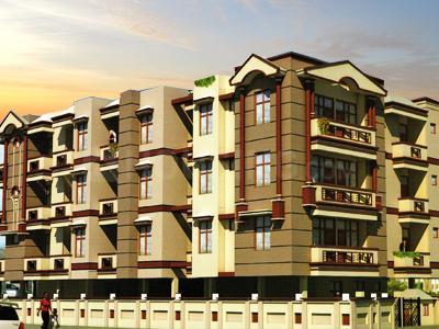 Gallery Cover Pic of RBM International Sai Kiran Apartment