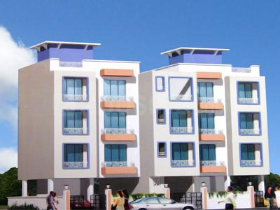 Gallery Cover Image of 910 Sq.ft 1 BHK Villa for buy in Doshi Row Houses, Kharghar for 4200000