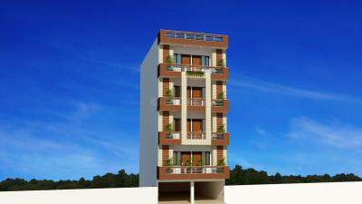 Gallery Cover Image of 525 Sq.ft 1 BHK Apartment for buy in Home Toppers Laxmi Homes-III, Shahberi for 1500000