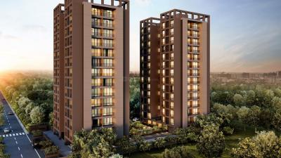 Gallery Cover Image of 1300 Sq.ft 3 BHK Apartment for buy in A Shridhar Kaveri Kadamb, Shilaj for 5900000