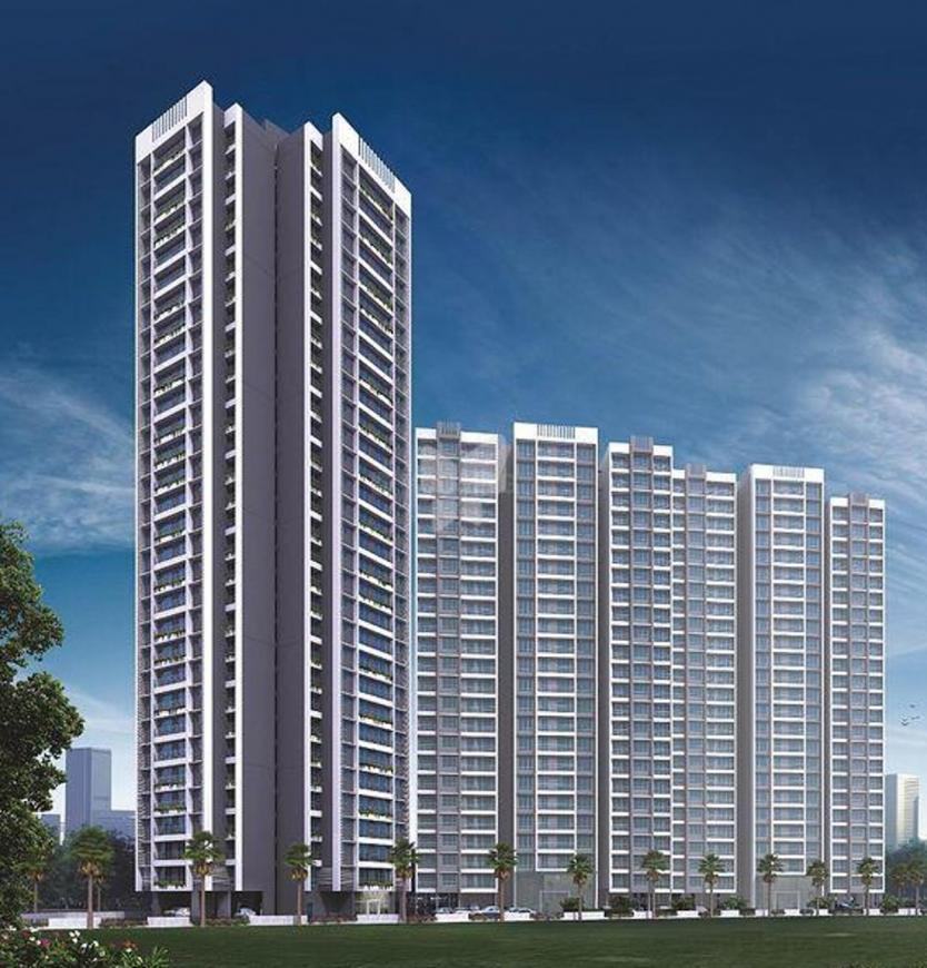 Gallery Cover Pic of Wadhwa Wise City South Block Phase I Plot RZ8 Building 1 Wing A3