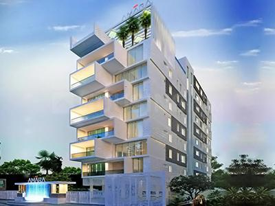 Gallery Cover Image of 3171 Sq.ft 3 BHK Apartment for buy in Amara Arya, T Nagar for 59000000