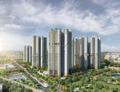 Gallery Cover Pic of Shapoorji Pallonji Parkwest Phase 2