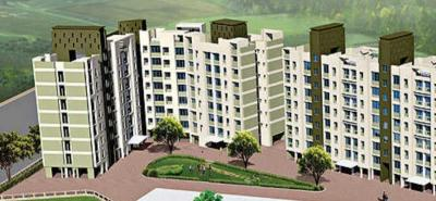 Gallery Cover Image of 695 Sq.ft 1 BHK Apartment for buy in Rajhans Rajhans Seasons, Vasai West for 5100000