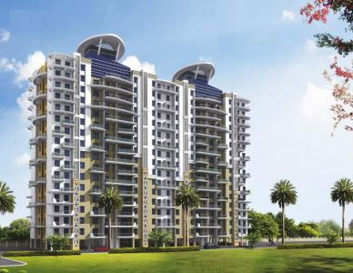 Gallery Cover Image of 1650 Sq.ft 3 BHK Apartment for buy in Nyati Epitome, Kasba Peth for 12500000