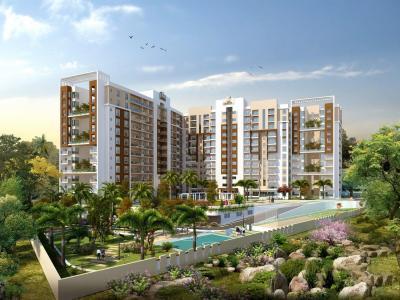Project Images Image of Ssalarpuria Sattva Celesta Apartment in Battarahalli
