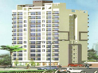 Gallery Cover Image of 740 Sq.ft 2 BHK Independent Floor for buy in Shree Swastick Swastik Heights, Virar West for 4500000