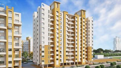 Gallery Cover Image of 434 Sq.ft 1 BHK Apartment for rent in Swapnalok Phase II, Fursungi for 12000