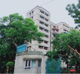 Gallery Cover Image of 2200 Sq.ft 3 BHK Apartment for rent in CGHS Jawahar Apartments, Sector 5 Dwarka for 40000