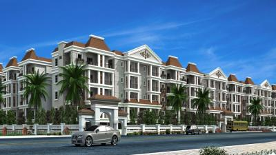 Gallery Cover Image of 1270 Sq.ft 2 BHK Apartment for buy in Midtown Rhythm, Whitefield for 8500000