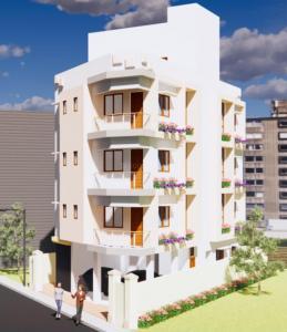 Gallery Cover Pic of Jai Shree Gourik Apartment