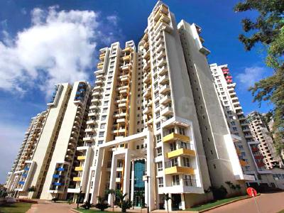 Gallery Cover Image of 1350 Sq.ft 2 BHK Apartment for rent in Puravankara Highland, Mallasandra for 16000