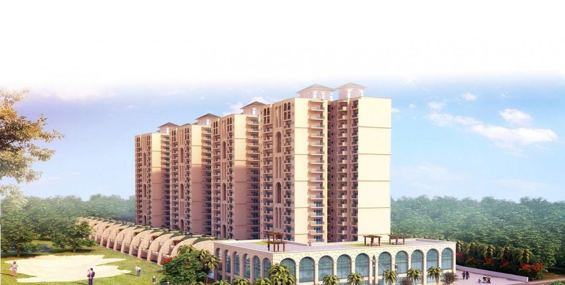 Gallery Cover Pic of Antriksh New Dwarka Residency