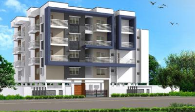 Gallery Cover Image of 1575 Sq.ft 3 BHK Apartment for buy in SML Iris, RR Nagar for 8347500