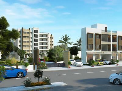 Gallery Cover Image of 150 Sq.ft 1 RK Apartment for buy in DBS Umang Narol 3 To 8, Narolgam for 700000