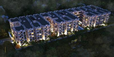 Gallery Cover Image of 1185 Sq.ft 2 BHK Apartment for buy in Vaishno Solitaire, Ramamurthy Nagar for 7200000