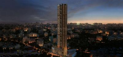 Gallery Cover Image of 986 Sq.ft 2 BHK Apartment for buy in Siddha Seabrook Apartment, Kandivali West for 12000000