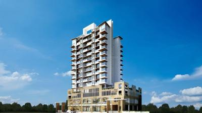 Gallery Cover Image of 800 Sq.ft 2 BHK Apartment for buy in Darvesh Grand, Khar West for 36000000