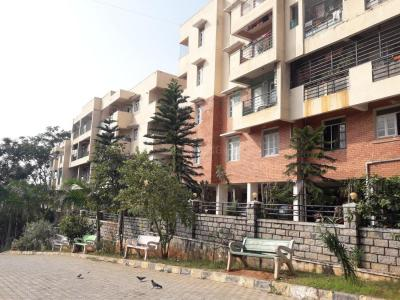 Gallery Cover Image of 1120 Sq.ft 2 BHK Apartment for buy in  Vista, Bilekahalli for 4200000