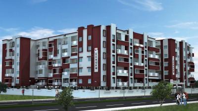 Gallery Cover Image of 1237 Sq.ft 2 BHK Apartment for buy in DSMAX SANGAM, Krishnarajapura for 4700000