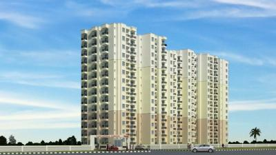 Gallery Cover Image of 1205 Sq.ft 2 BHK Apartment for rent in Vahe Imperial Gardens, Gunjur for 25000