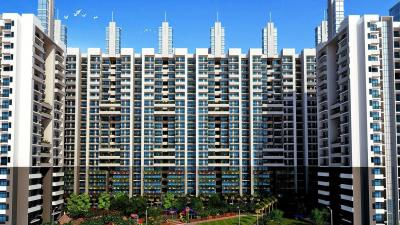 Gallery Cover Image of 840 Sq.ft 2 BHK Apartment for buy in Elegant Ville, Noida Extension for 2700000