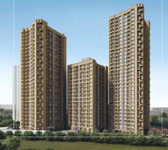 Gallery Cover Image of 700 Sq.ft 2 BHK Apartment for buy in Godrej Parkridge, Manjari Khurd for 5018000
