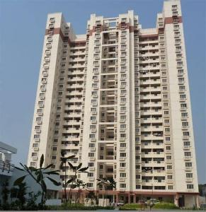 Gallery Cover Image of 400 Sq.ft 1 RK Apartment for rent in Sunrise Tower, Goregaon West for 19000