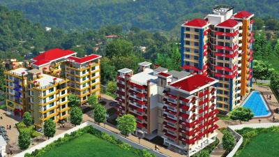 Gallery Cover Image of 1630 Sq.ft 3 BHK Apartment for buy in Saroj Parkland, Borbari for 6520000