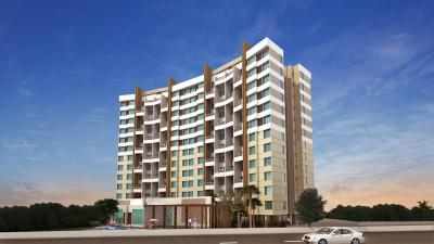 Gallery Cover Image of 1090 Sq.ft 2 BHK Apartment for rent in Belvalkar Housing Solacia, Wagholi for 12000