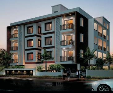 Gallery Cover Image of 1500 Sq.ft 3 BHK Apartment for buy in Golden Platinum 61 63, Anna Nagar West Extension for 19800000
