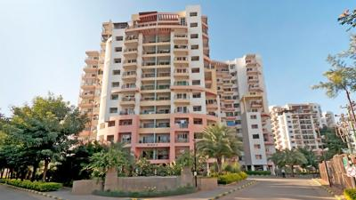 Gallery Cover Image of 1400 Sq.ft 3 BHK Apartment for rent in Knightsbridge, Brookefield for 36000