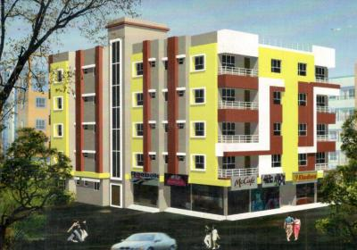 Gallery Cover Image of 466 Sq.ft 1 BHK Apartment for buy in Amrita Abasan, Sonarpur for 850000